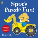 Spot's Puzzle Fun! : Press-out and Play Book - Book
