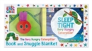 The Very Hungry Caterpillar Book and Snuggle Blanket - Book