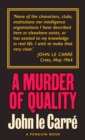 A Murder of Quality : The Smiley Collection - Book