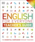 English for Everyone Teacher's Guide - Book