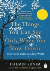The Things You Can See Only When You Slow Down : How to be Calm in a Busy World - Book