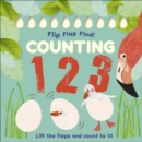Flip, Flap, Find! Counting 1, 2, 3 : Lift the Flaps and Count to 10 - Book