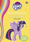 My Little Pony First Phonics Activity Book - Book