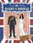 Royal Wedding: Harry and Meghan Dress-Up Dolly Book - Book