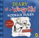 Diary of a Wimpy Kid: Rodrick Rules (Diary of a Wimpy Kid Book 2) - eAudiobook