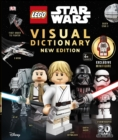 LEGO Star Wars Visual Dictionary New Edition : With exclusive Finn minifigure - Book