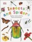 Insects and Spiders : Explore Nature with Fun Facts and Activities - Book