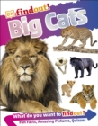 DKfindout! Big Cats - Book