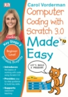 Computer Coding with Scratch 3.0 Made Easy - Book
