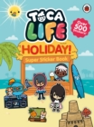 Toca Life: Holiday! : Super Sticker Book - Book