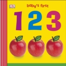 Baby's First 123 - eBook