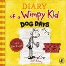 Diary of a Wimpy Kid: Dog Days : (Book 4) - eAudiobook