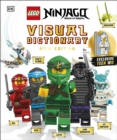 LEGO NINJAGO Visual Dictionary New Edition : With Exclusive Teen Wu Minifigure - Book