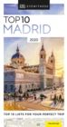 DK Eyewitness Top 10 Madrid - Book