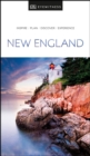 DK Eyewitness New England Travel Guide - Book