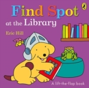 Find Spot at the Library - Book