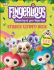 Fingerlings Sticker Activity Book - Book