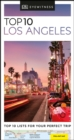 DK Eyewitness Top 10 Los Angeles - Book