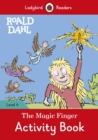 Roald Dahl: The Magic Finger Activity Book - Ladybird Readers Level 4 - Book