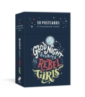 Good Night Stories for Rebel Girls: 50 Postcards - Book