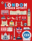 Ladybird London: Sticker Activity - Book