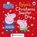 Peppa Pig: Peppa's Christmas Jumper Day - Book