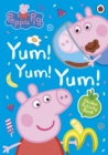 Peppa Pig: Yum! Yum! Yum! Sticker Activity Book - Book