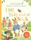 Peter Rabbit Hop, Skip, Stick Sticker Activity - Book