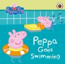 Peppa Pig: Peppa Goes Swimming - Book