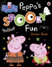 Peppa Pig: Peppa's Spooky Fun Sticker Book - Book