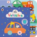 Baby Touch: Vehicles Tab Book - Book