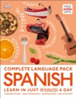 Complete Language Pack Spanish : Learn in just 15 minutes a day - Book