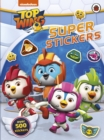 Top Wing: Super Stickers - Book