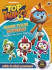Top Wing: Earn Your Wings! : Sticker Activity Book - Book