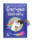 My Secret World of Unicorns : lockable story and activity book - Book