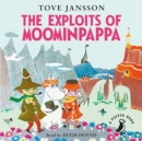 The Exploits of Moominpappa - Book