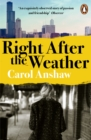 Right After the Weather - eBook