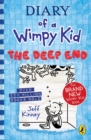 Diary of a Wimpy Kid: The Deep End (Book 15) - Book