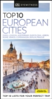 DK Eyewitness Top 10 European Cities - Book