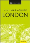 DK Eyewitness London Mini Map and Guide - Book