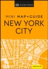 DK Eyewitness New York City Mini Map and Guide - Book