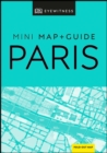DK Eyewitness Paris Mini Map and Guide - Book