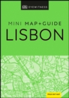 DK Eyewitness Lisbon Mini Map and Guide - Book