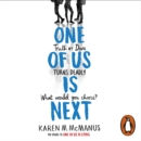 One Of Us Is Next - eAudiobook