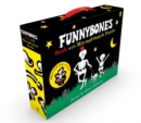 Funnybones book with mix-and-match puzzle - Book