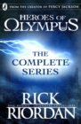 Heroes of Olympus: The Complete Series (Books 1, 2, 3, 4, 5) - eBook