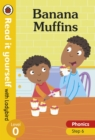 Banana Muffins - Read it yourself with Ladybird Level 0: Step 6 - Book