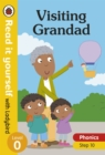 Visiting Grandad - Read it yourself with Ladybird Level 0: Step 10 - Book