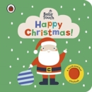 Baby Touch: Happy Christmas! - Book