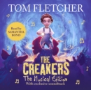 The Creakers - eAudiobook